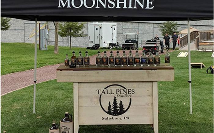 Tall Pines Distillery