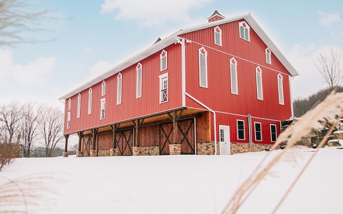 The Barn at Maple Falls