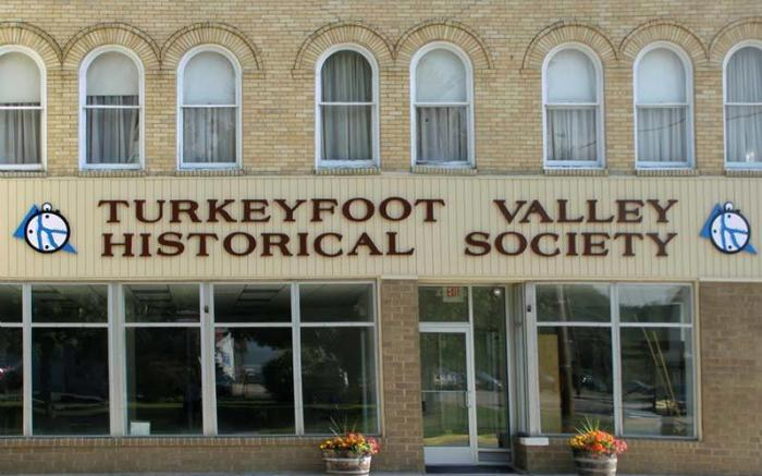 Turkeyfoot Valley Historical Society