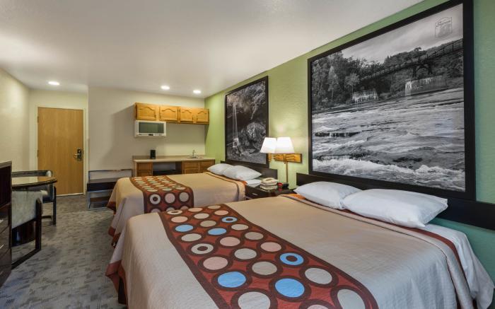 2 Beds Deluxe