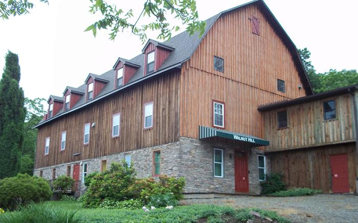 The Barn at Walnut Hill