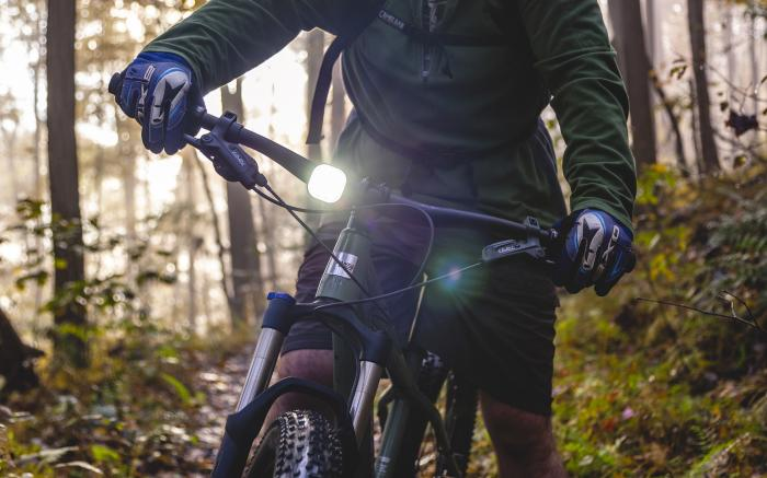 Cannondale and Giant Electric Mountain Bikes
