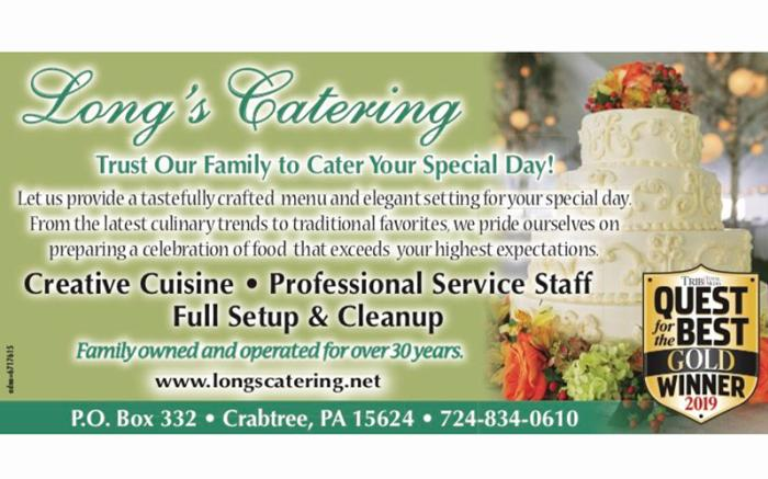 Long's Catering