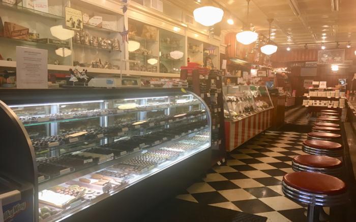 Sweetlane Chocolate Shop