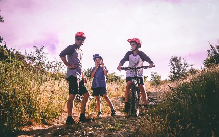 Electric Bikes & Family Trips