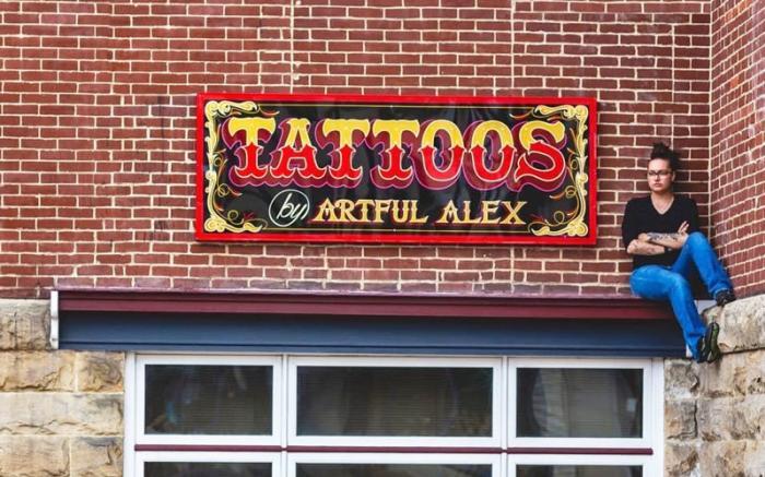 Tattoos by Artful Alex