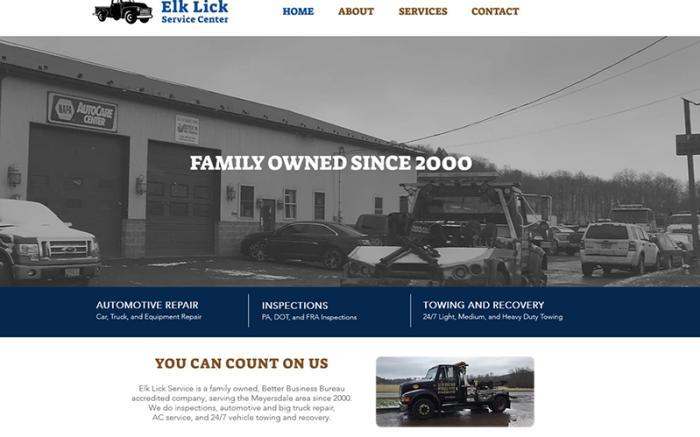 Elk Lick Service Center