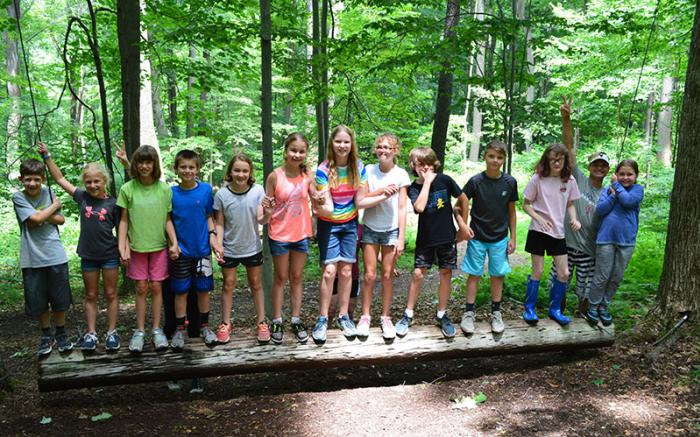 Laurelville Summer Camps