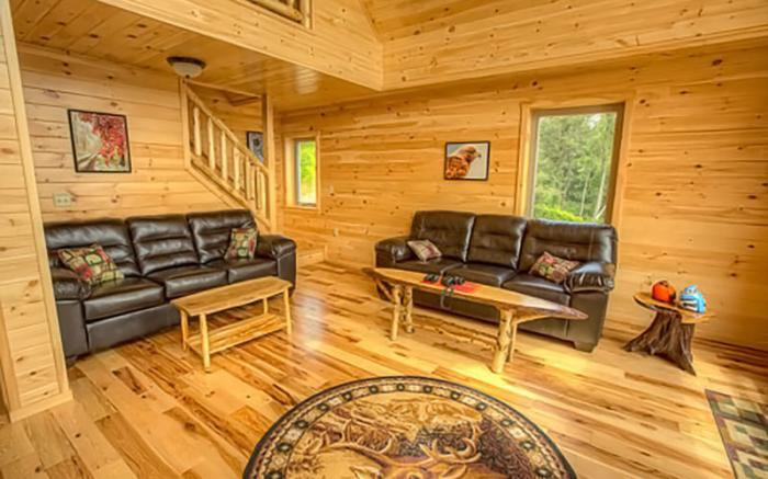 Allegheny Front Experience Cabin Rental
