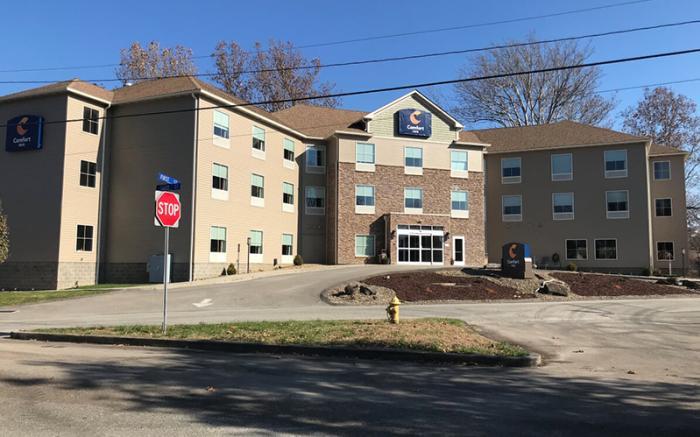 Comfort Inn Connellsville