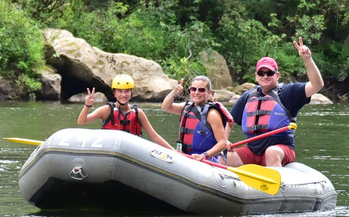 Middle Yough Family Rafting