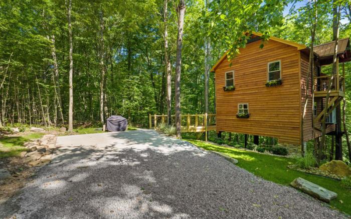 Ohiopyle Treehouse