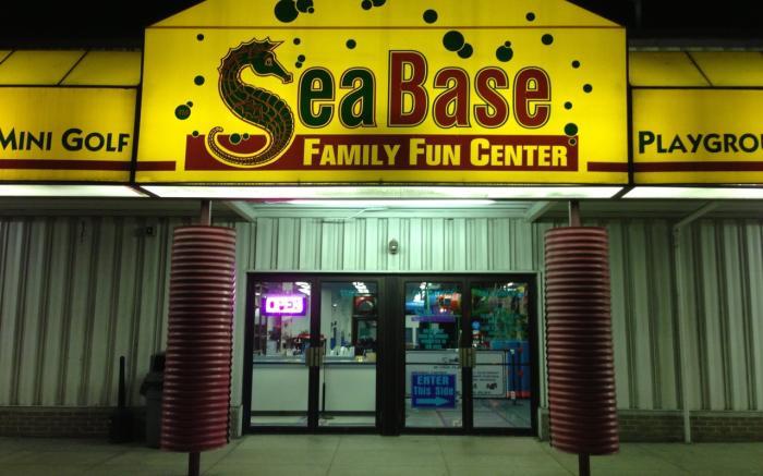 SeaBase exterior