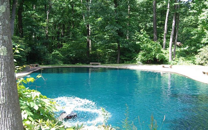 Laurel Hill Trout Pond