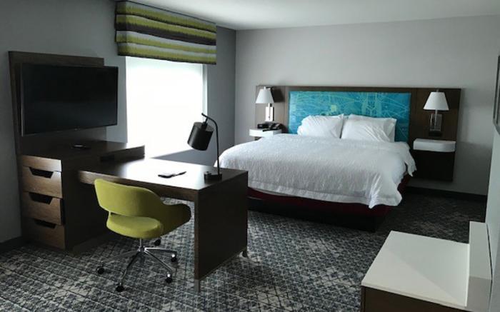 Hampton Inn & Suites New Stanton