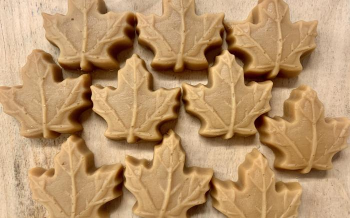 Brantview Farms Maple 100% Pure Maple Cakes