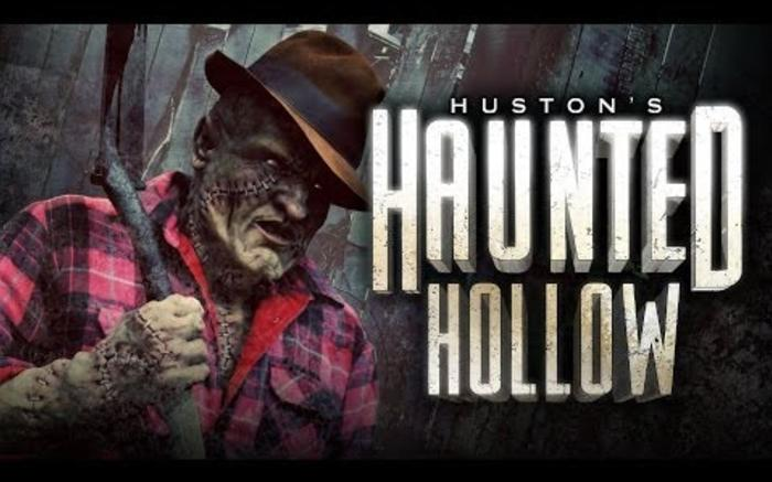 Huston's Haunted Hollow 2013 Trailer