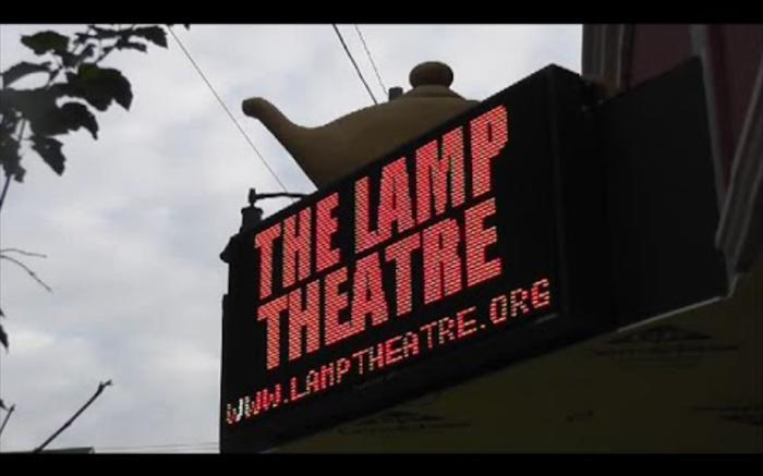 Lamp Opening Night 8-27-15
