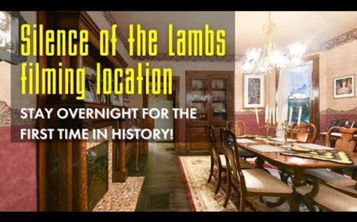 Stay at Buffalo Bill's House