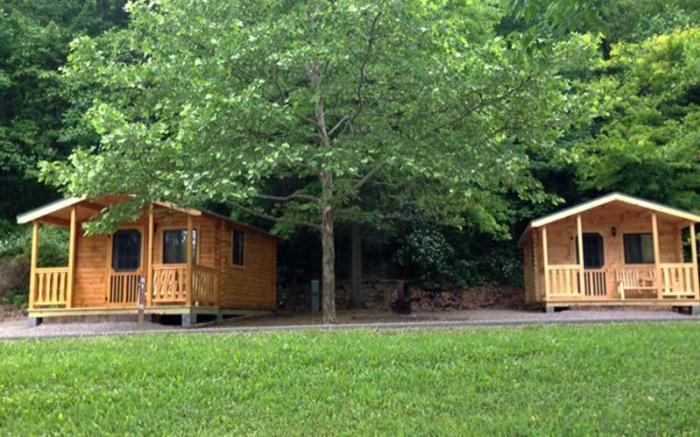 Yough Lake Campground