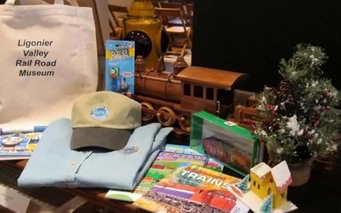Ligonier Valley Railroad Museum Gift Shop