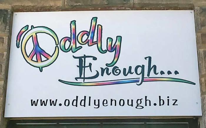 Oddly Enough
