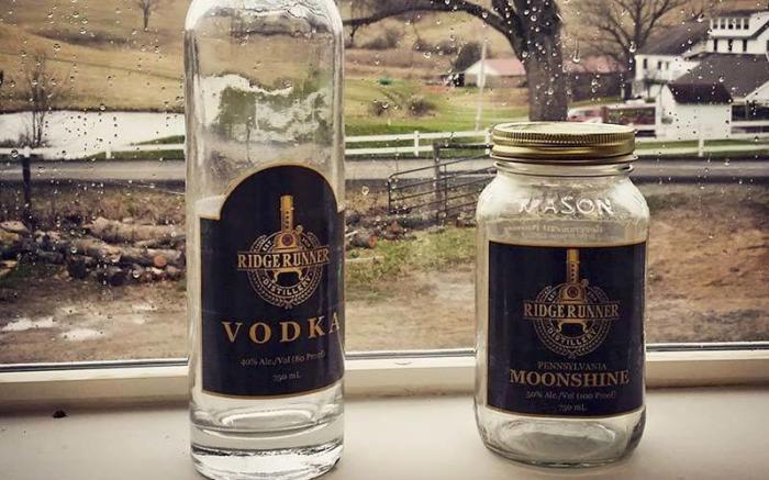 Ridge Runner Distillery