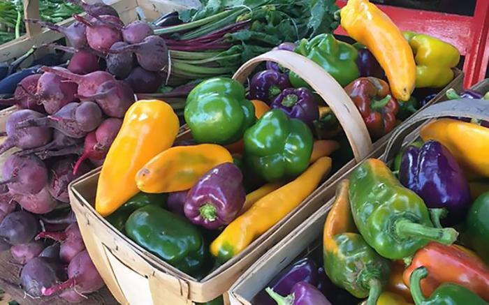 Sarver's Hill Organic Farm / Greensburg Farmers' Market