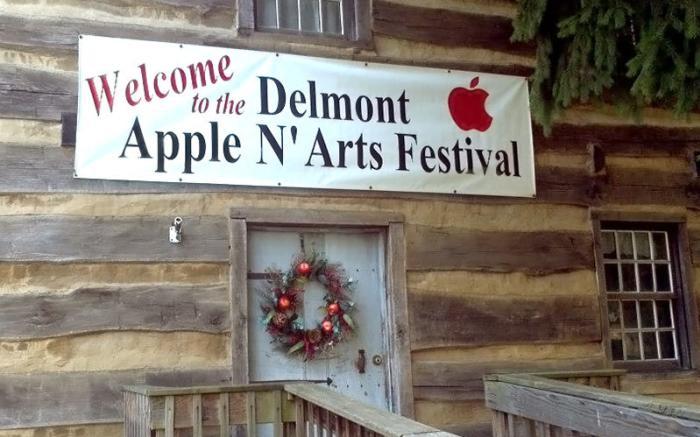 Delmont Apple 'N Arts Festival