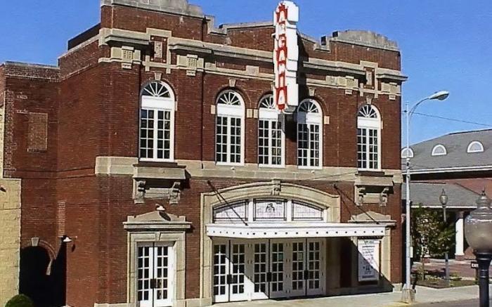 The Arcadia Theater