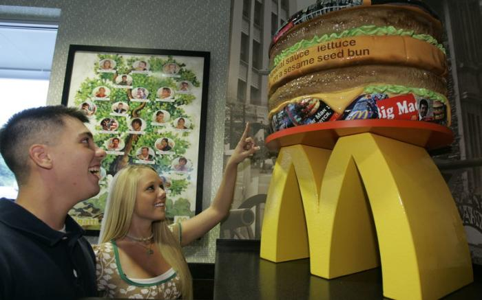 Big Mac Museum Restaurant 2