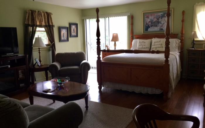 The Willow House Cottage Suite