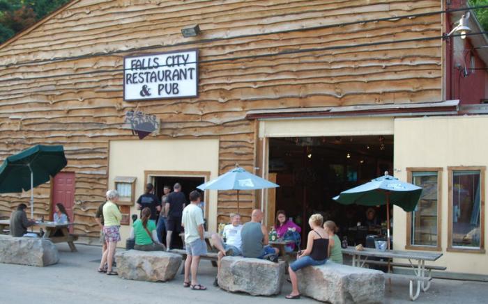 Falls City Restaurant & Pub