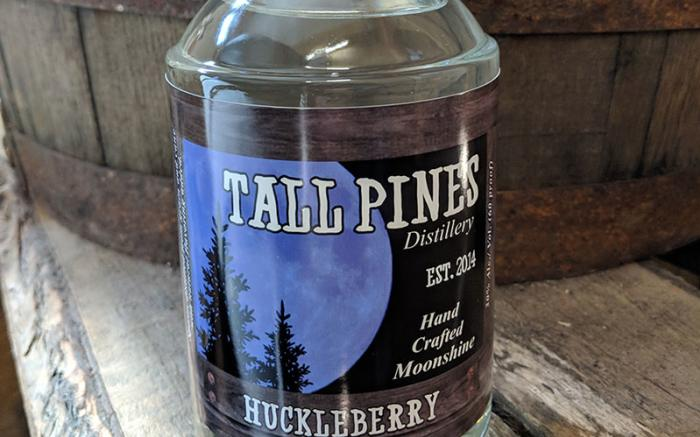 Tall Pines Distillery
