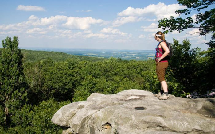 Laurel Highlands Hiking Trail 2