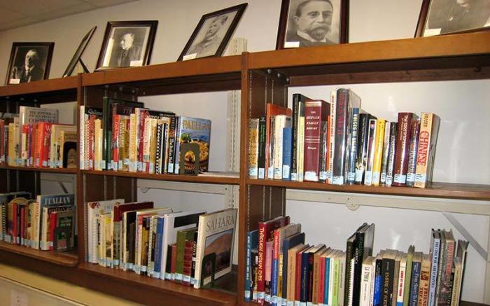 Monessen Resource Library