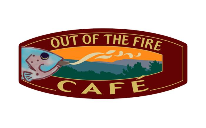 Out of the Fire logo
