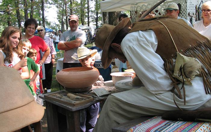 Stahlstown Flax Scutching Festival