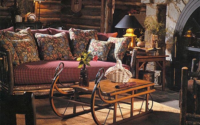 Rustic Lodge Furniture