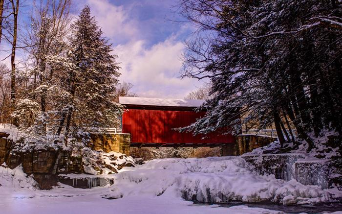 Packsaddle Bridge