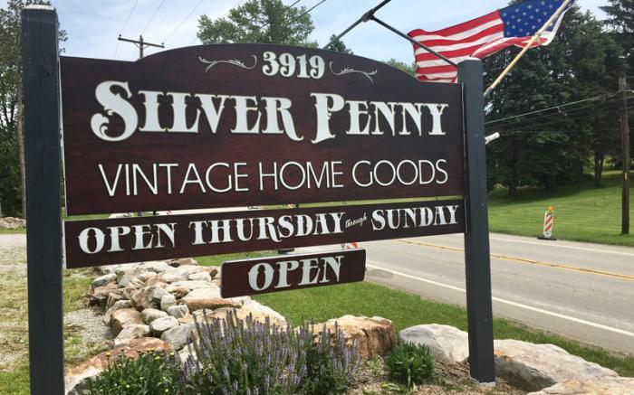The Silver Penny Vintage Shop
