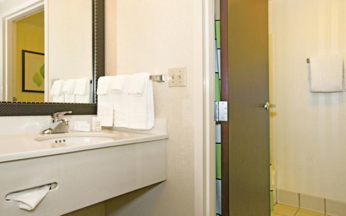 Guestroom Bathroom - (non-suite)