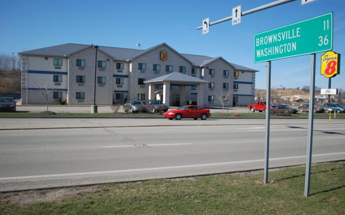 Super 8 Motel Uniontown