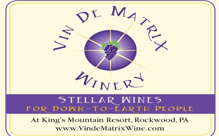 Vin de Matrix Winery