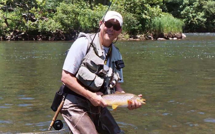 Wilderness Voyageurs Fly Fishing