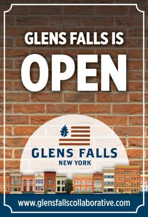 Glens Falls is Open