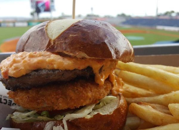 blue wahoos burger