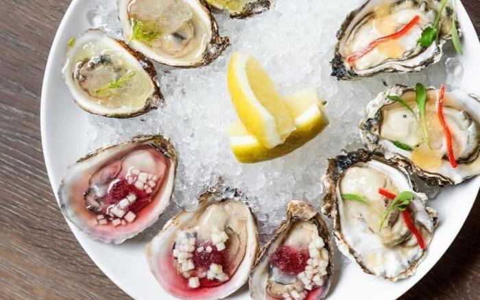 Juniper Spirits & Oysters at Claridge House