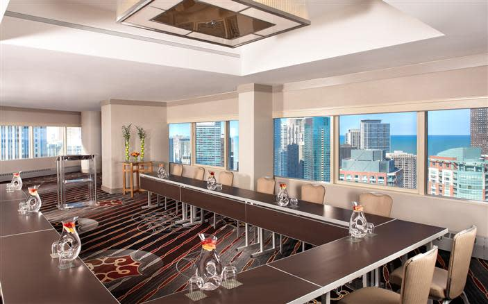 Swissotel Chicago Edelweiss Penthouse