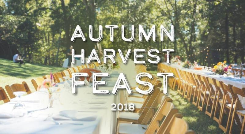 Athens Autumn Harvest Feast